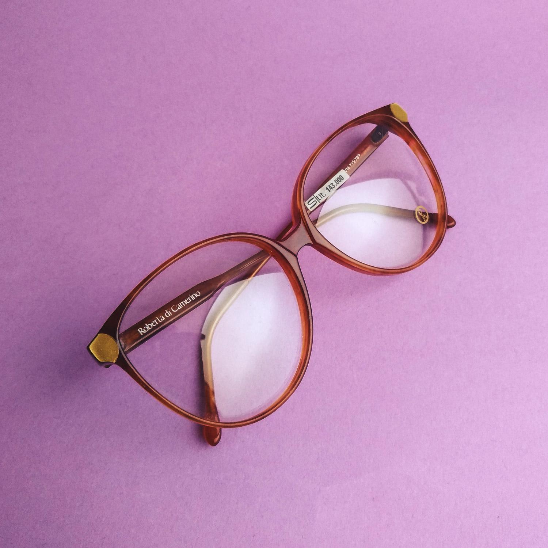 Occhiali Roberta di Camerino anni '70